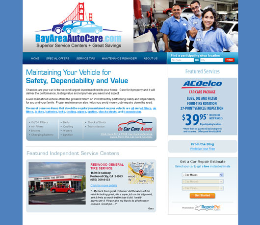 Bay Area Auto Care