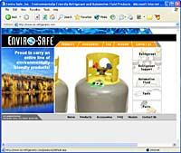 Enviro-Safe Logo